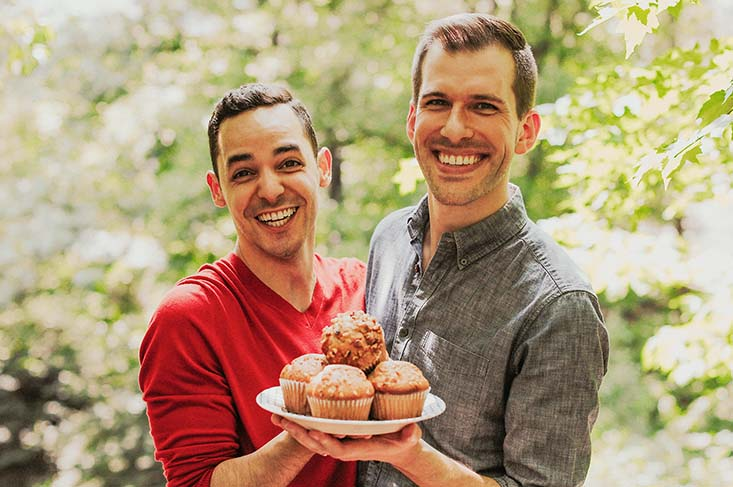 Meet Alex & Geoff from Galena, Illinois | A Gay Couple Story