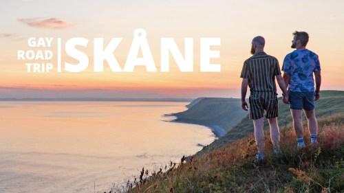 Gay Summer Road Trip Skåne Southern Sweden © Coupleofmen.com