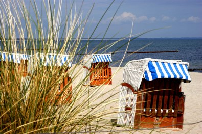 Rügen is known for its long sand beaches