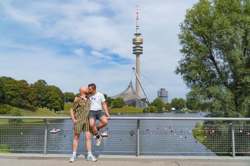 Munich Gay City Trip © Coupleofmen.com
