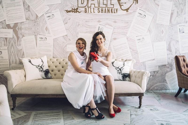 LGBTQ+ in Poland: Lesbian Couple Diana Roksana Marriage by Jakub Nowotynski