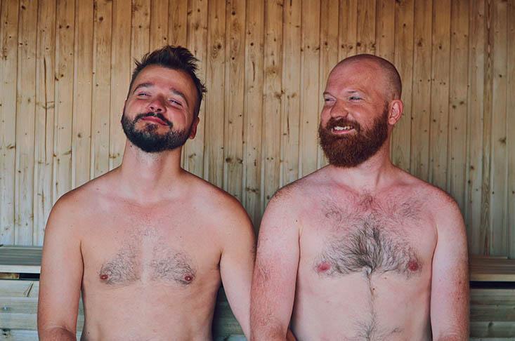 Ribersborgs Kallbadhus: Gay-friendly Sauna in Malmö