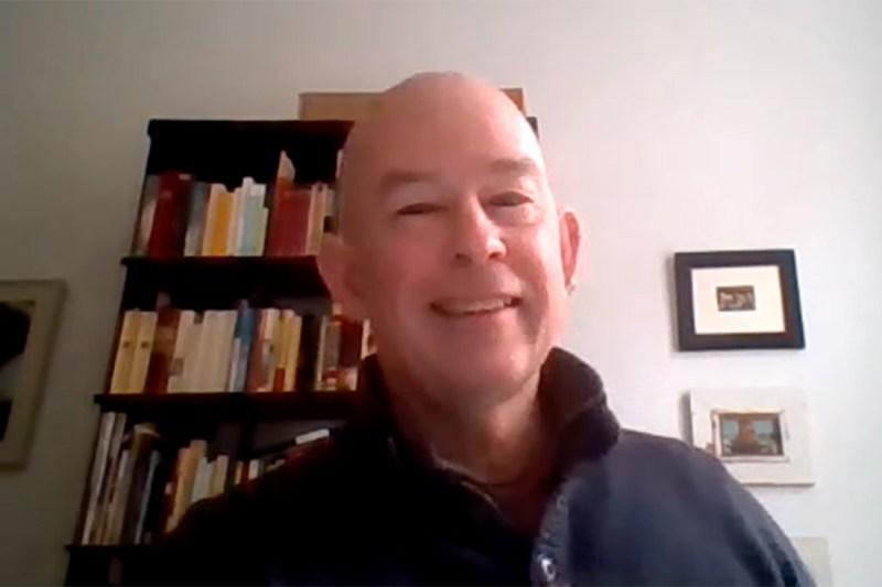 Interview Holocaust with Dr. Alexander Zinn