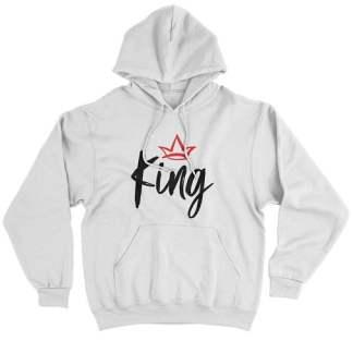 Bold King Hoodie