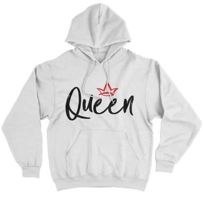 Bold Queen Hoodie