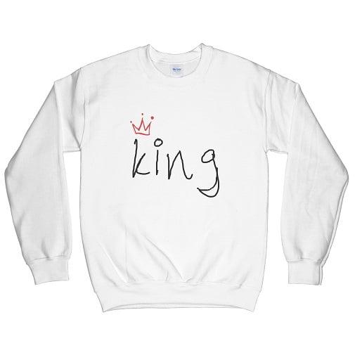 Ugly King Hoodie Sweatshirt