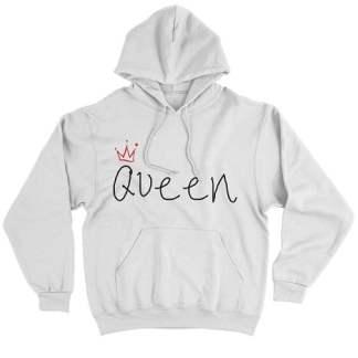 Ugly Queen Hoodie