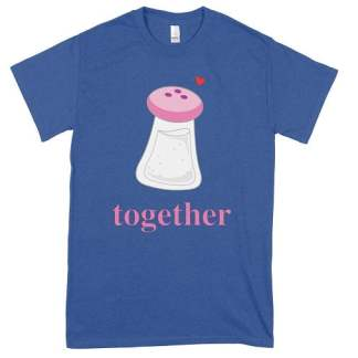 Salt Couple T-Shirt