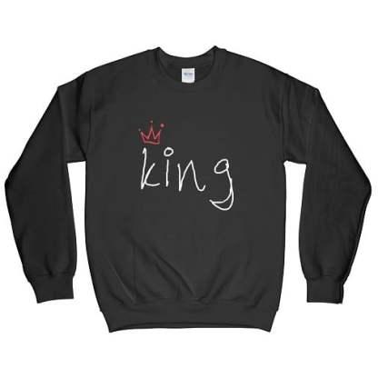 Ugly Whites King Sweatshirt