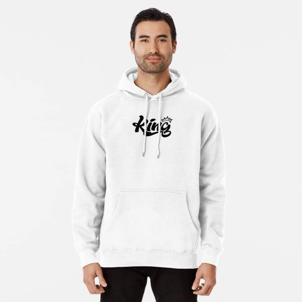 Best King and Queen Couple Pullover Hoodie