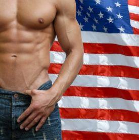 USA Flag Guy