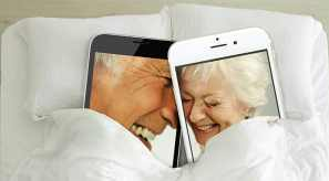 Over 50s Sexting