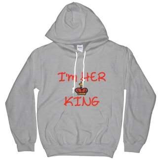 Im Her King Hoodie