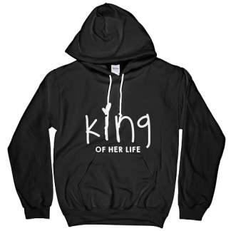 King Of Her Life Hoodie