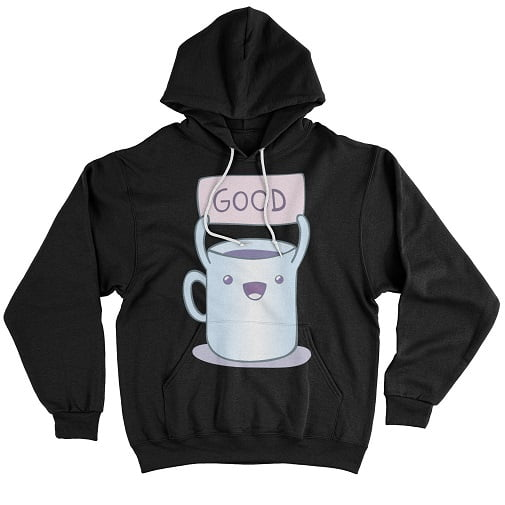 Good Morning Couple T-Shirt hoodie