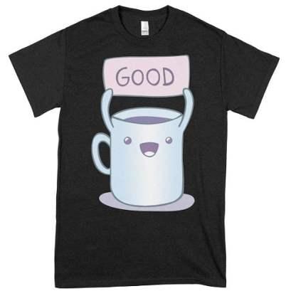 Good T-Shirt - Good Morning Couple T-Shirts