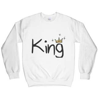 Huge King Sweatshirt