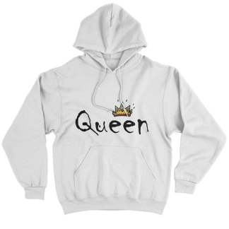Scary Queen Hoodie