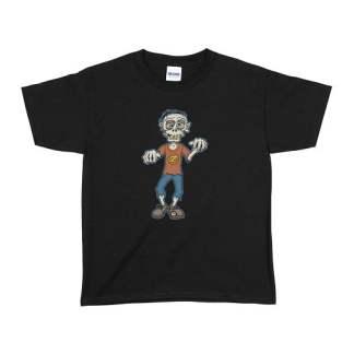 Kids Zombie Shirt
