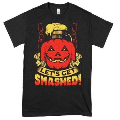 Let's Get Smashed T-Shirt