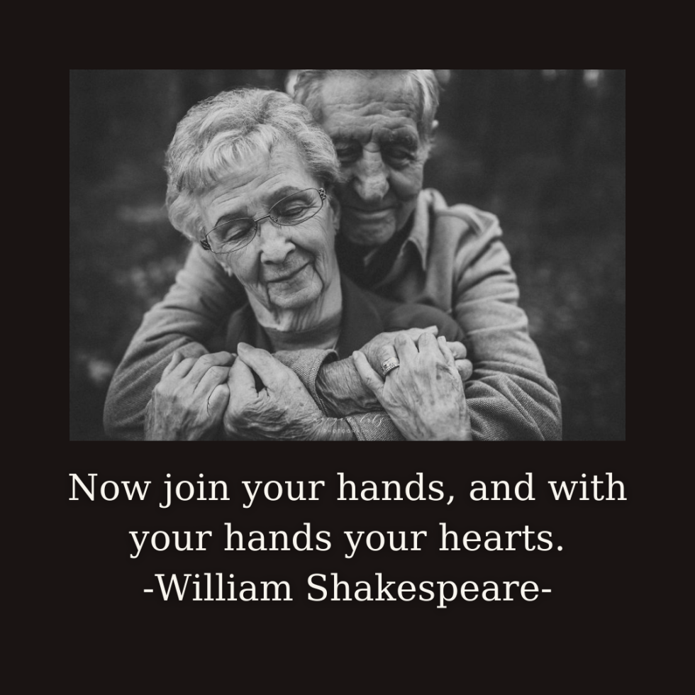 Old Couple Quotes - Love Quotes For Old Couples