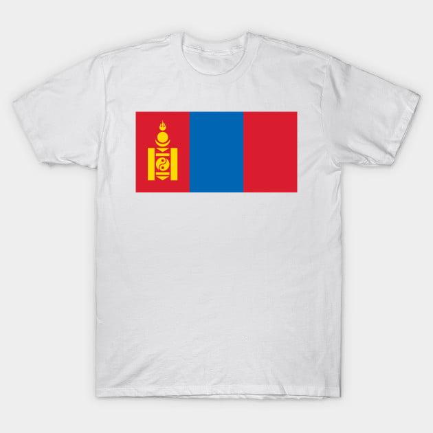 Flag of Mongola T-Shirt