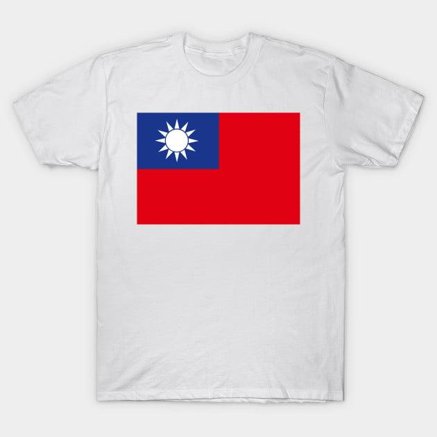 Flag Of Taiwan Flag