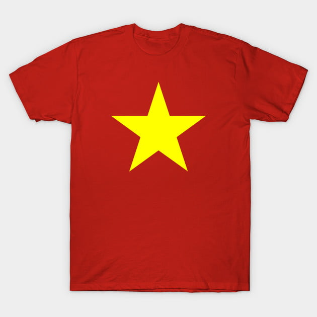 Viet Nam Flag T-Shirt