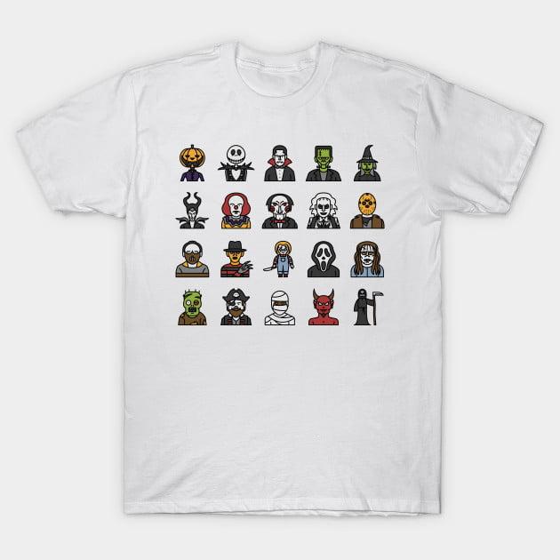 Cute Zombie halloween T-Shirt