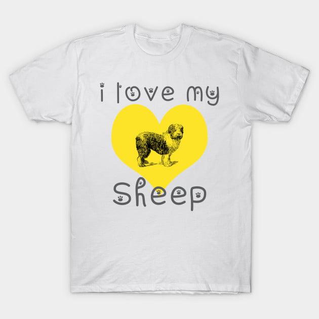 Sheep Dog Shirts