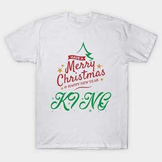 Christmas King T-Shirt