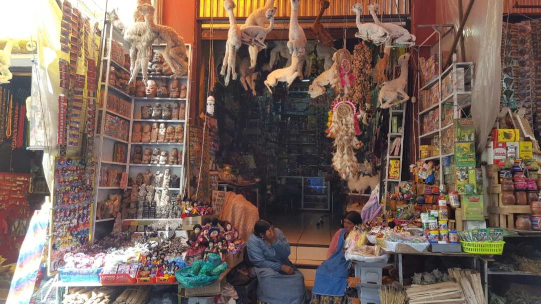 La Paz Travel Guide including Witches Market