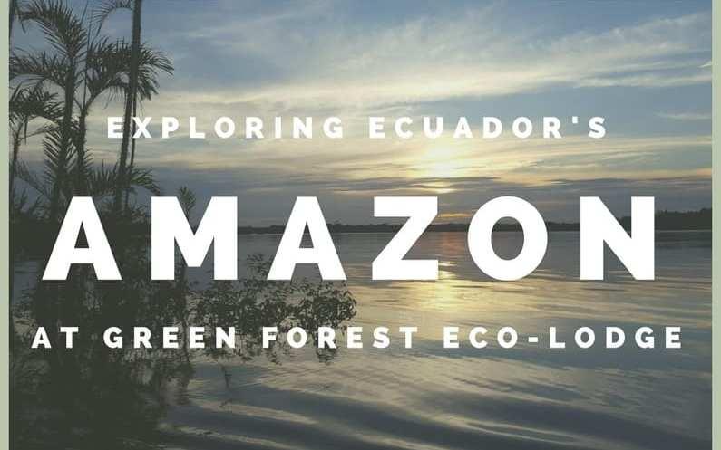 Ecuador Amazon Adventure at Green Forest Ecolodge