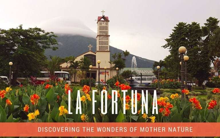 La Fortuna Costa Rica   Guide for 1st Timers