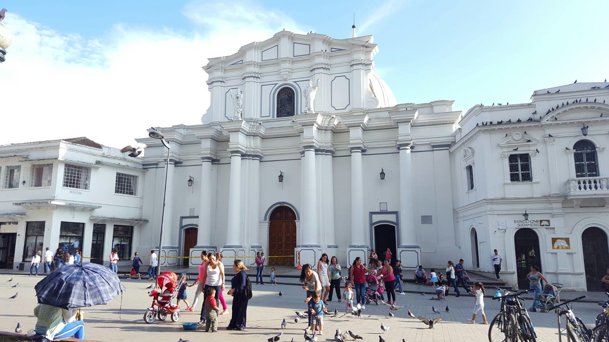 Popoyan Colombia White City