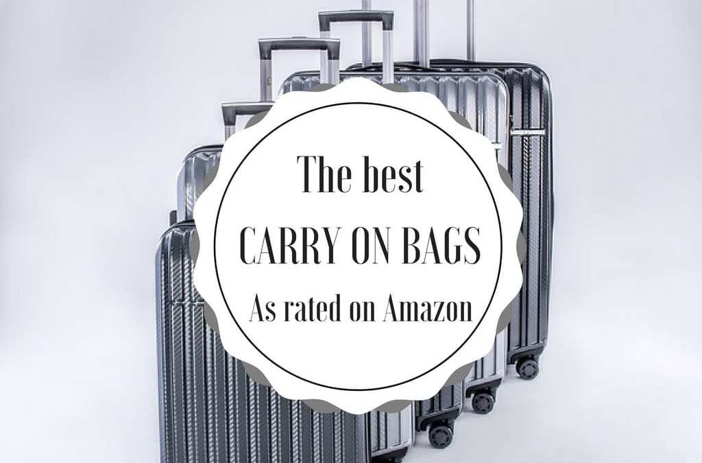How to select THE BEST Carry on Luggage