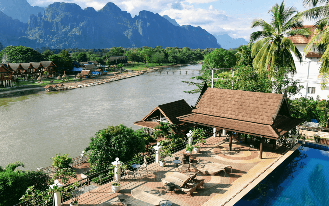 Silver Naga Hotel | Luxury accommodation in Vang Vieng, Laos