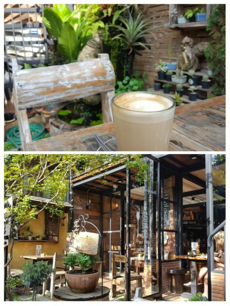 An image of Witching Well - serving coffee in Pai