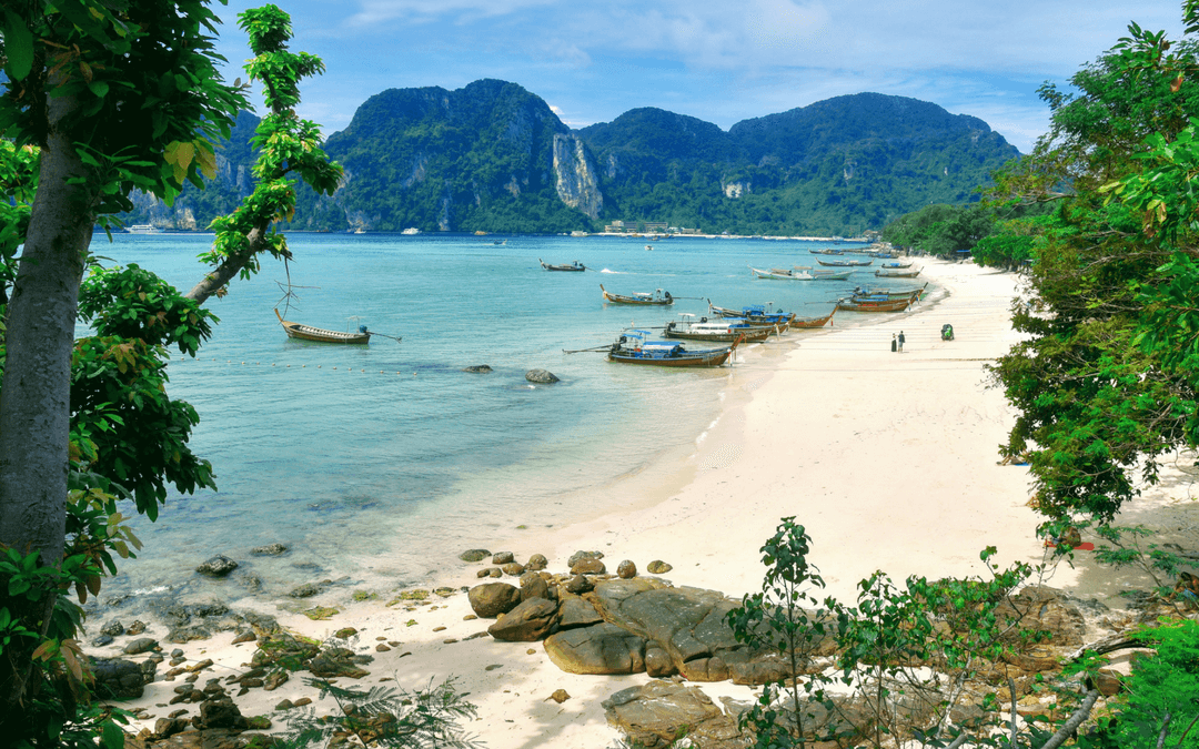 What to do and Where to stay on Phi Phi Island