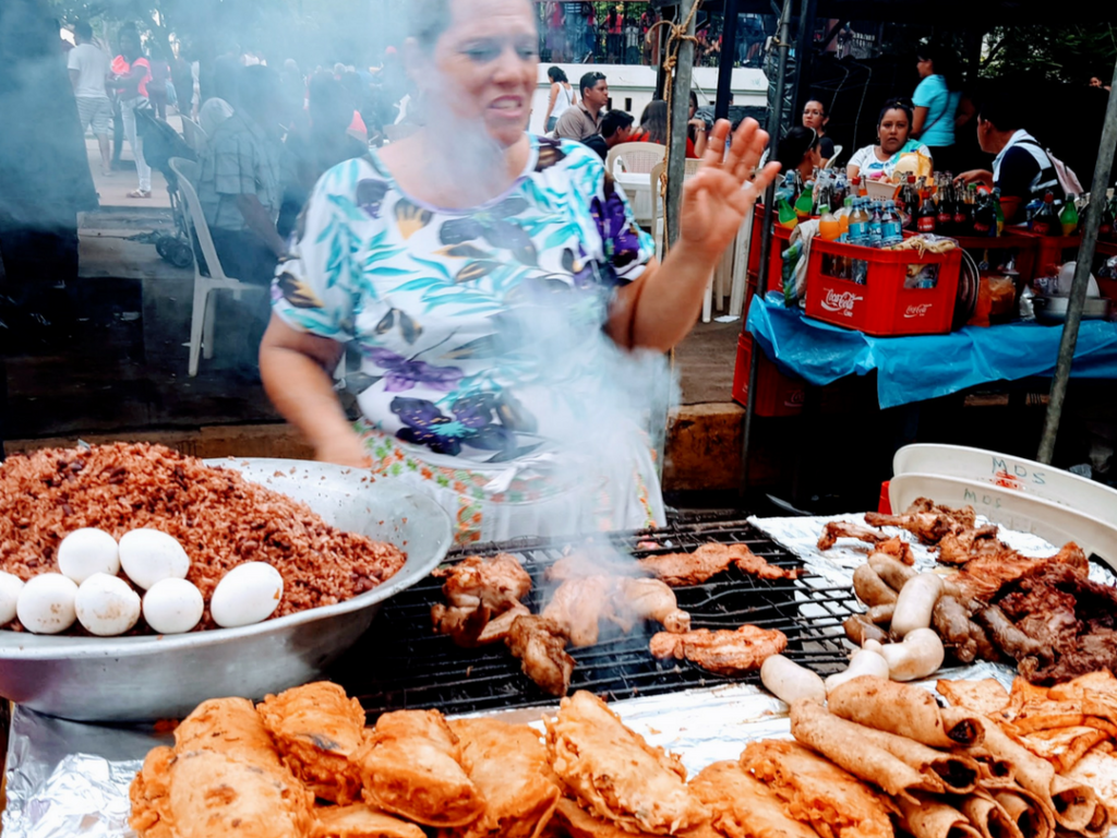 An-image-showing-street-food-in-Leon-one-of-the-best-things-to-do