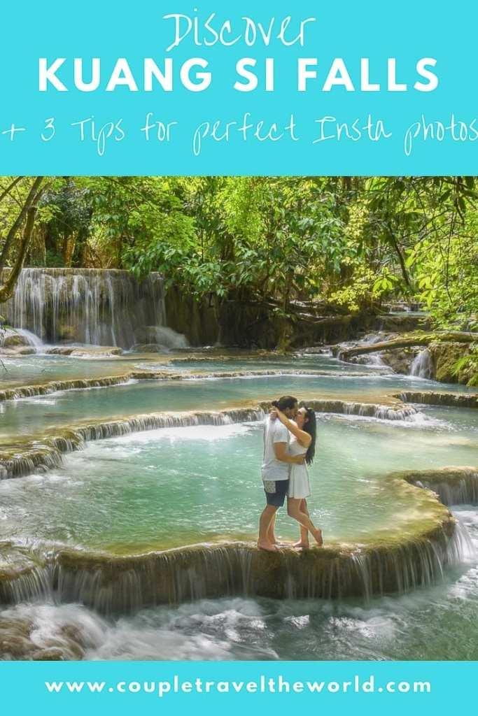 Laos Waterfall Instagram