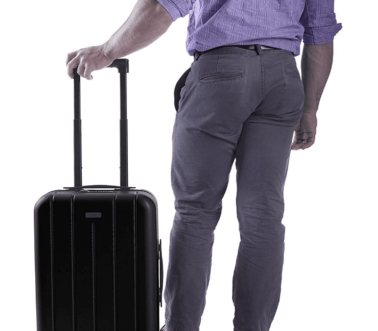Travel bag review – Chester Carry on Suitcase for easy travel