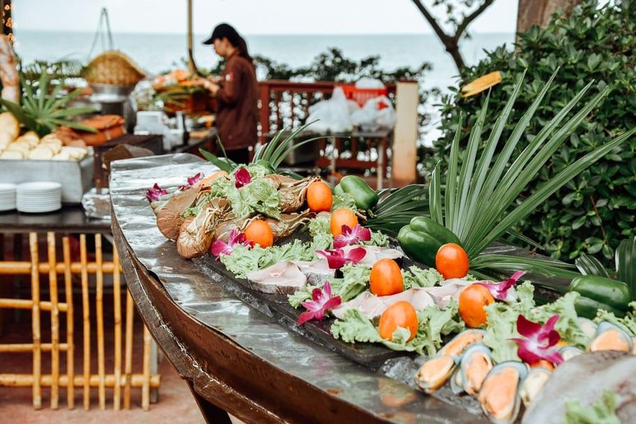 Koh Lanta Seafood Buffet