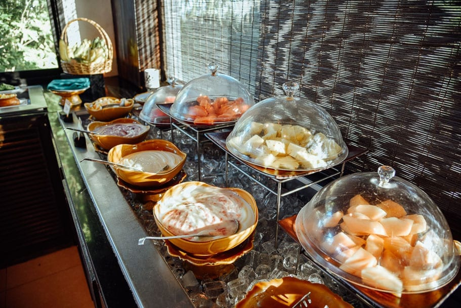 Breakfast Koh Lanta