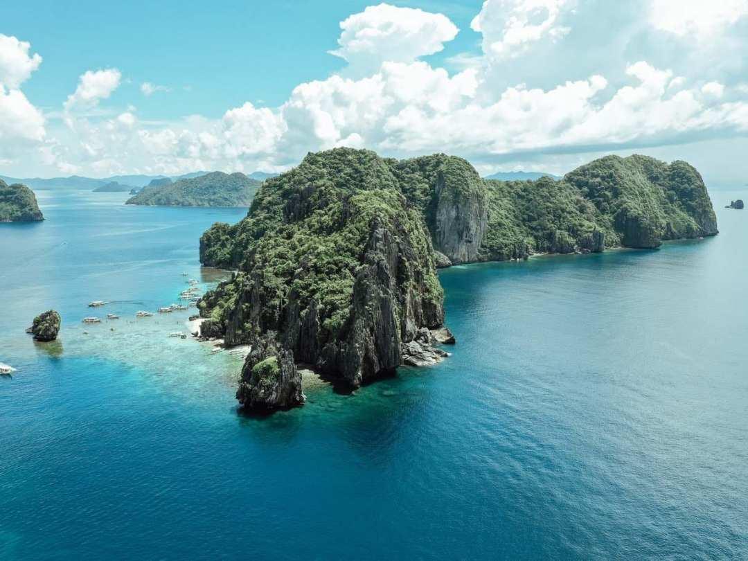 El Nido Islands + drone