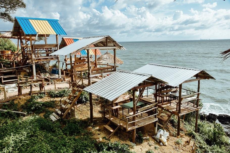 Nui Beach Huts