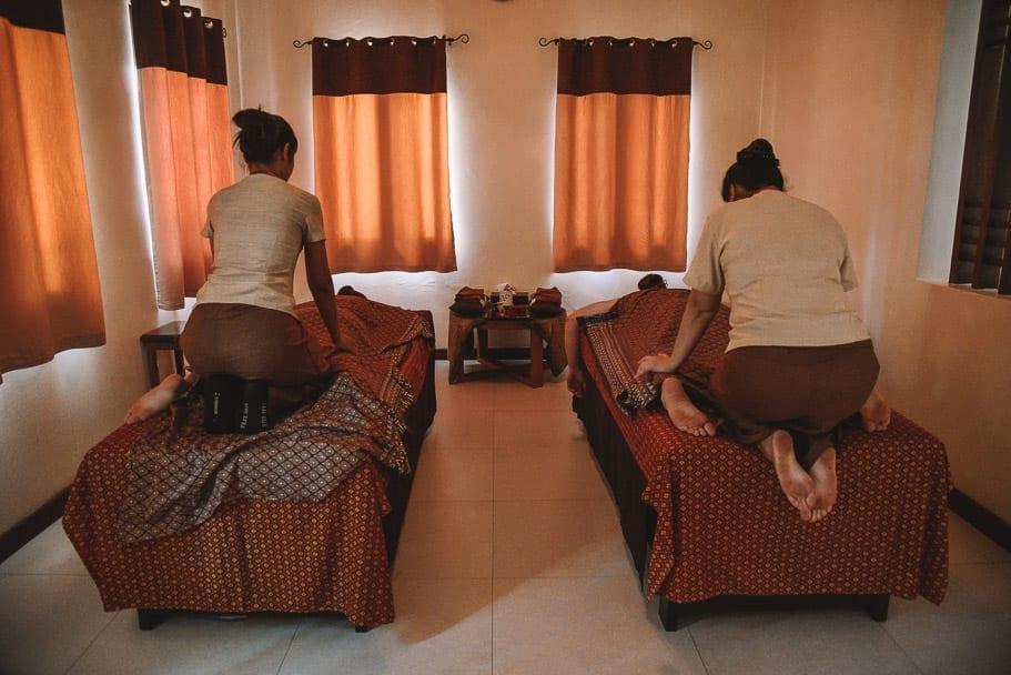 Best Thai Massage Koh Lanta