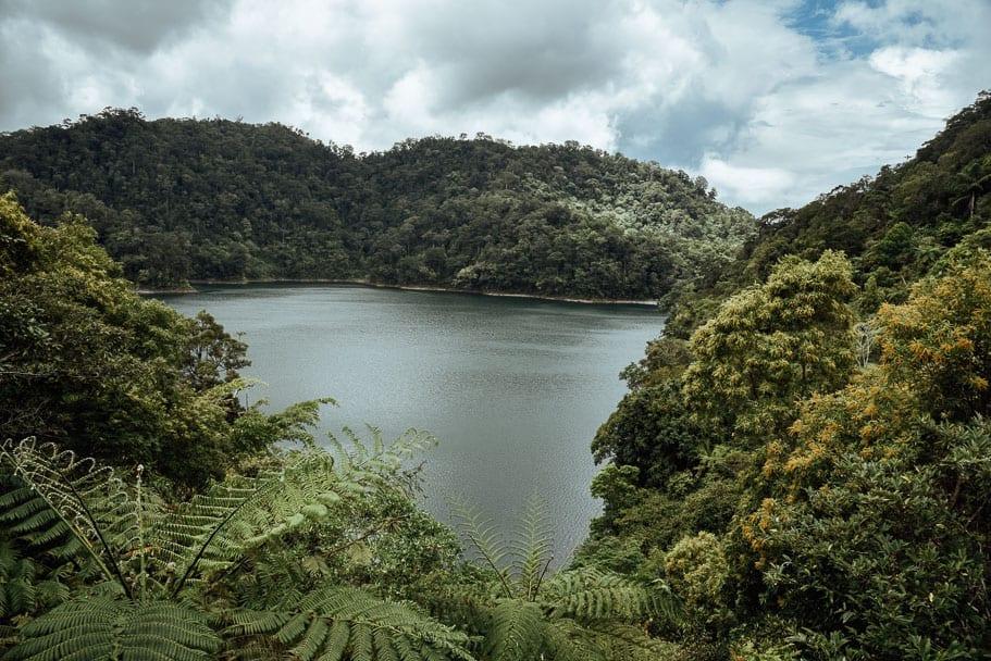 Twin Lakes Dumaguete