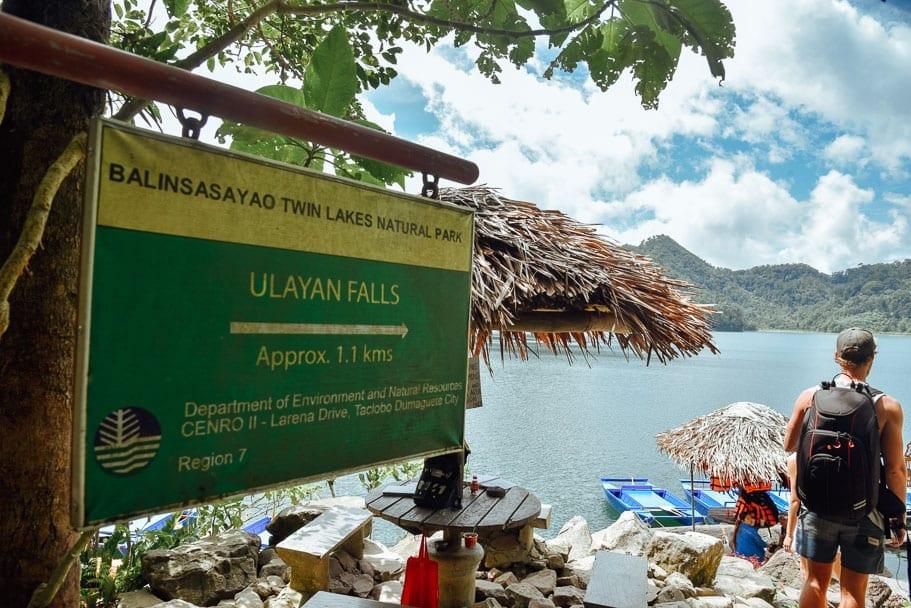 How to visit Ulayan Falls