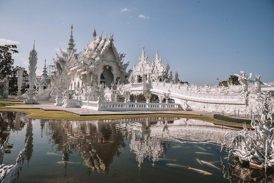 Travel Guide Chiang Rai Thailand